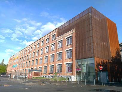 Fives-Cail, devenu le siège de l'Union Déprtementale CGT du Nord