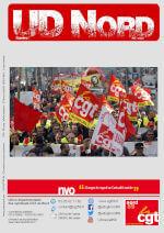 Le journal de l'Union Départementale CGT du Nord